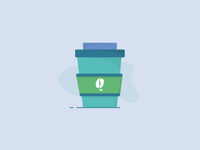 Coffee Cup adobe illustrator figma logo design logodesign logos ui design uxdesign ui ux bar coffee shop shop morning coffee hot drink drink cup coffee cups coffee coffee cup
