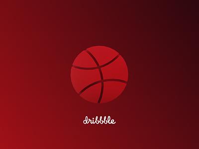 Dribbble Logo 2020 trends branding design typography figma blender dribbble logo design logo 3d art 3d