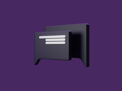 Contact-us 3D contact us logo cryptpi blender 3d 3d art figma 2020 trends design 3d branding