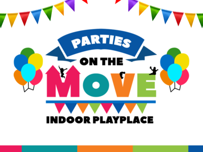 Parties On The Move Logo