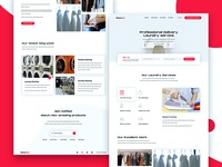 Cleansol Laundry | Website #2