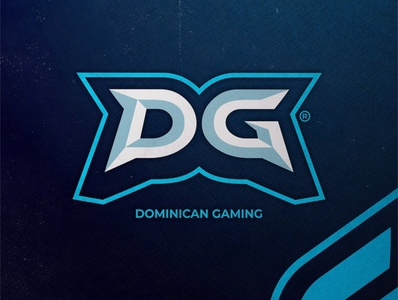 D+G Monogram Logo For Dominican Gaming monogram logo monogram esports logo esport letter logo design letters letter logo lettering twitch mixer logo esports mascot illustration gamelogo mascot logo design gaminglogo esportlogo