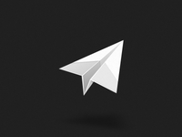 """""""Paperplane / Share"""" icon"""