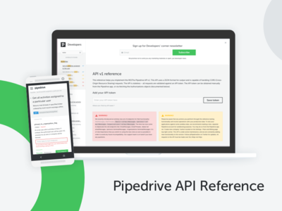Pipedrive API Reference