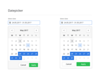 Yet another datepicker