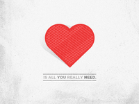 is all you really need.