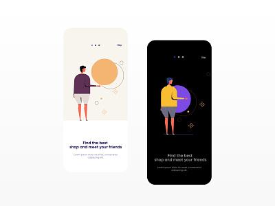 UI Illustration Pack vector website illustrationartist ui digital designer minimal graphic illustration design