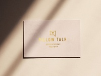 Pillow Talk logo