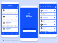 Office Hour UI