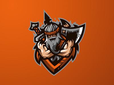 HUNTER human sports logo esports logo mascot logo hunter branding logo motion graphics graphic design 3d animation ui