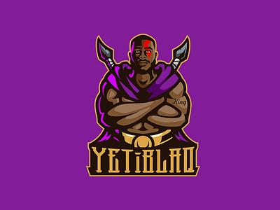 YETiBLAQ branding logo motion graphics graphic design 3d animation ui