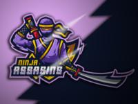 NINJA ASSASINS logo