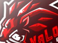 VaLoW ESPORTS logo