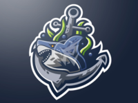 TEAM SHARK logo
