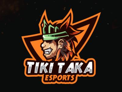 Tiki taka logo