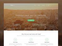Casa Landing Page