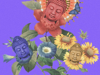 Mental health illustration wellbeing meditation mental illness mentalhealth