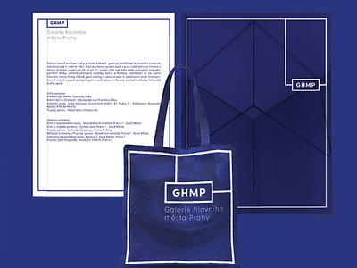 Ghmp gallery logo visual  identity
