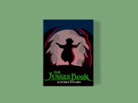 The Jungle Book: Book Cover Mockup