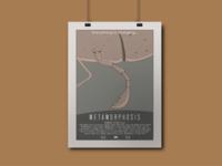 Metamorphosis Film Poster Mockup