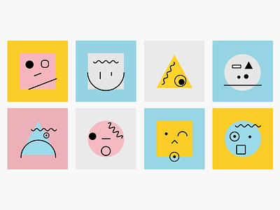 TaoJi KA 1 popular beautiful interesing color cute vector ui logo illustration icon branding app design