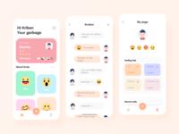 Emoji mood App
