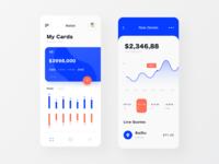 Bank data application