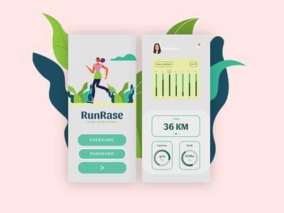 RunRase App