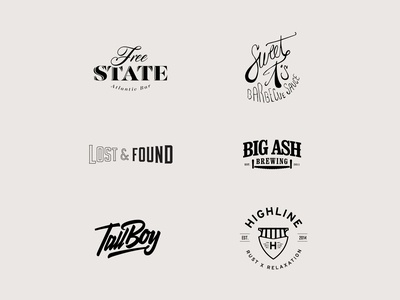 Beyond Studios - Bar + Restaurant Logos