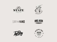 Beyond Studios - Bar + Restaurant Logos