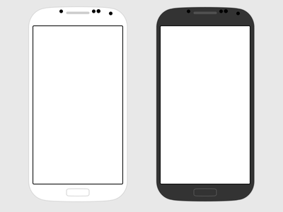 Samsung Galaxy S4 samsung galaxy s4 free freebie download psd flat clean