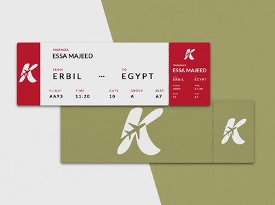 tickets desing vector photoshop ticket booking designer branding plain airlines airline ticket tickets