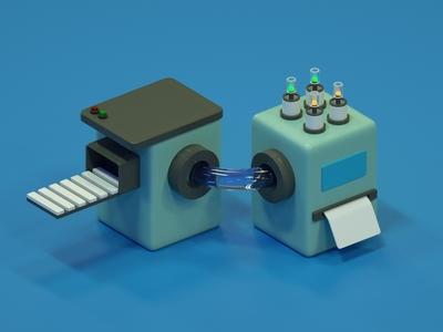 Kit GMO gmo toy design plastic octane maxonc4d material illustration design cinema 4d character animation octanerender 3d