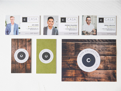 Branding Package - Casa Collective