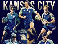 Kansas City Blues Rugby Cover 2014