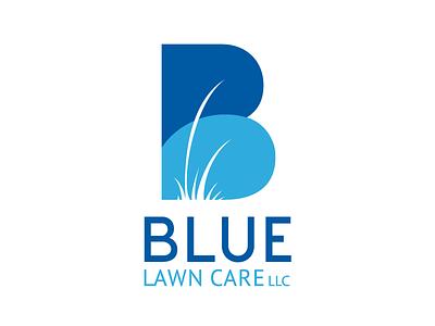 Blue Lawn logo lawn care