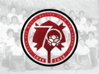 Adi Cakobau Secondary 70th Logo