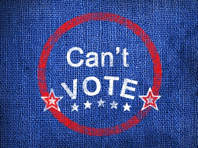 Can't Vote :( vote