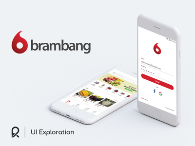 Brambang E-Commerce Exploration ui exploration layout layout design e-commerce app design user experience designer user interface designer user experience design user interface design user experience user interface ui ux designer ui ux design ux designer ux design ui designer ui design ui ux ux ui