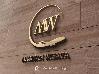 Masiyan Wisata Logo branding design logo maker brand identity brand design branding and identity branding design brand logotype logo design branding logo designer logo design logo