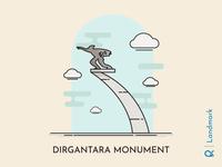 Dirgantara Monument ( Jakarta, Indonesia )