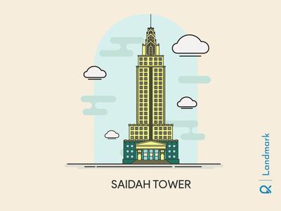 Saidah Tower ( Jakarta, Indonesia )