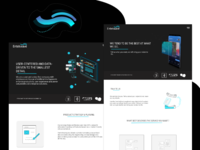 User interface---- Entekwave