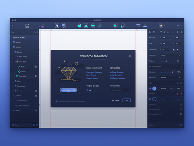 Sketchapp redesign web design redesign software design user interface design ui design dashboard ui dashboard design user interface software ui application interface design gui material tools desktop dashboard sketch sketchapp
