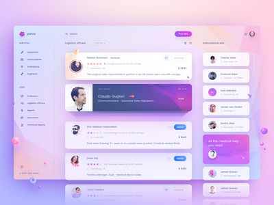 Dashboard page web web dashboard web design stream ui design admin panel dashboard ui user interface dashboard design analytics interface medecine product dashboard material application medical ui design