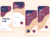 Application UI design