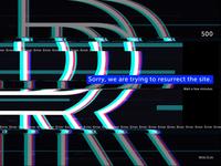 . Error Page