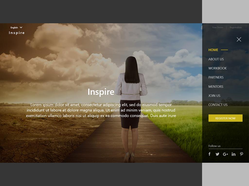Menu branding inspiration adobe xd design ux app