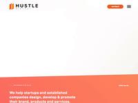 Hustle Digital - Website Live