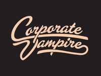 Corporate Vampire